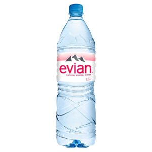 Evian Water 1.5lt
