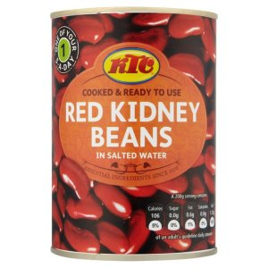 KTC Red Kidney in Salted Water 400g