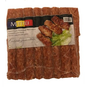 Union Foods Mititei Traditional Romanian BBQ Rolls 900g