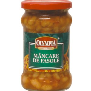 Olympia Cooked Beans 310g