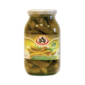 1&1 Pickled Cucumber 660g
