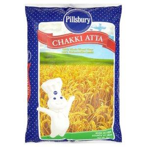 Pillsbury Chakki Atta Whole Wheat Flour 5kg