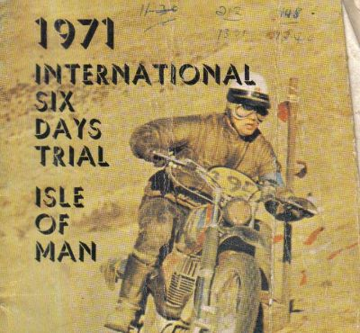 ISDT 1971 - Isle of Man (1/6)