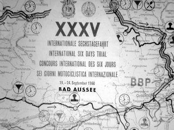 ISDT 1960 - Austria (1/6)