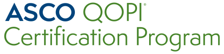 ASCO QOPI Certification Program logo