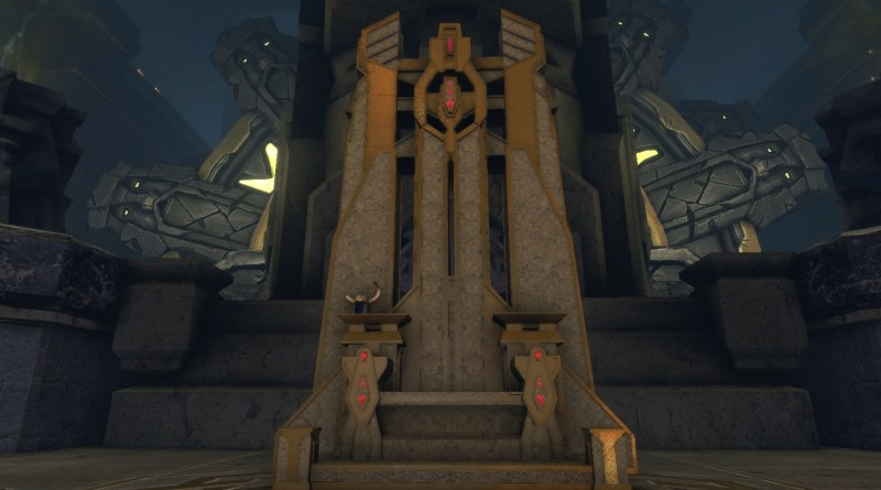 Throne Of The Dwarven King