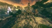 Chult Lost City of Omu Scenery