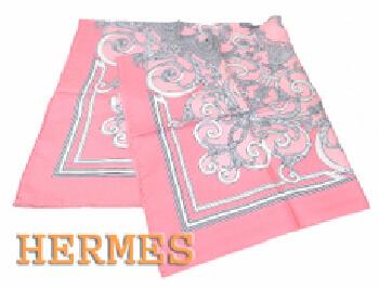 エルメスのスカーフ カレ
