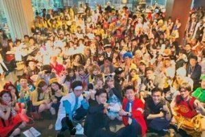 夜遊びハロウィンパーティー2017 福岡
