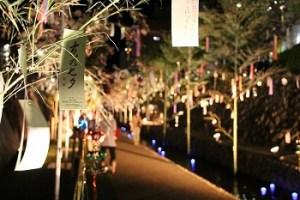 京都の京の七夕
