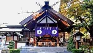 東京大明神の七夕祭