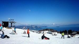 函館山スキー場(滋賀県)|関西から日帰りゲレンデ