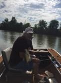 Crappie fishing on Cobb lake
