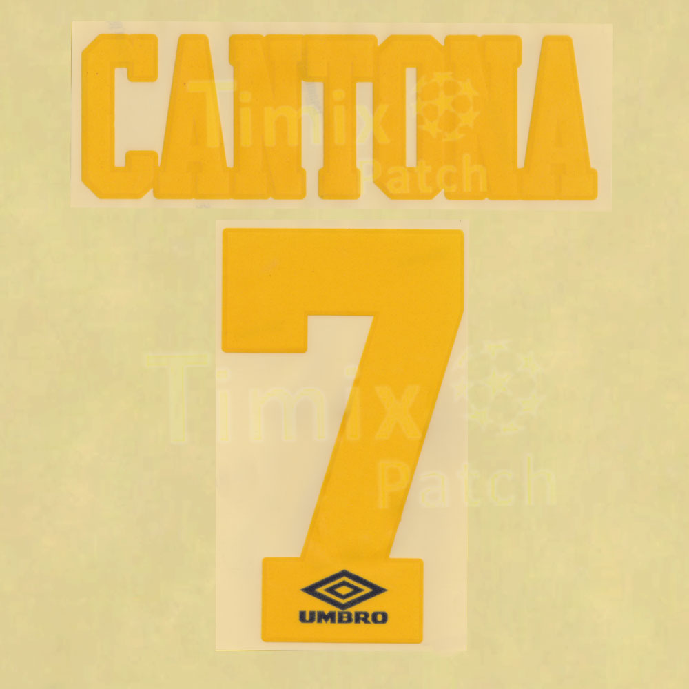 Check out our cantona shirt selection for the very best in unique or custom, handmade pieces from our. MANCHESTER UTD Away Shirt 1992-1996 Cantona#7 Retro Name ...