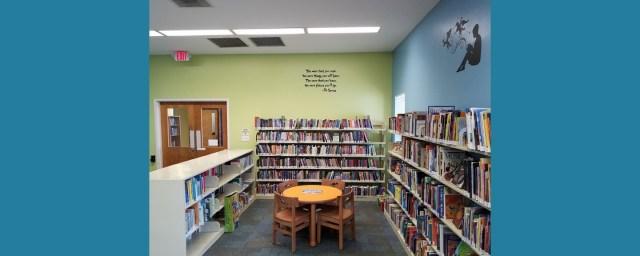 Parker Public Library Children's Nook