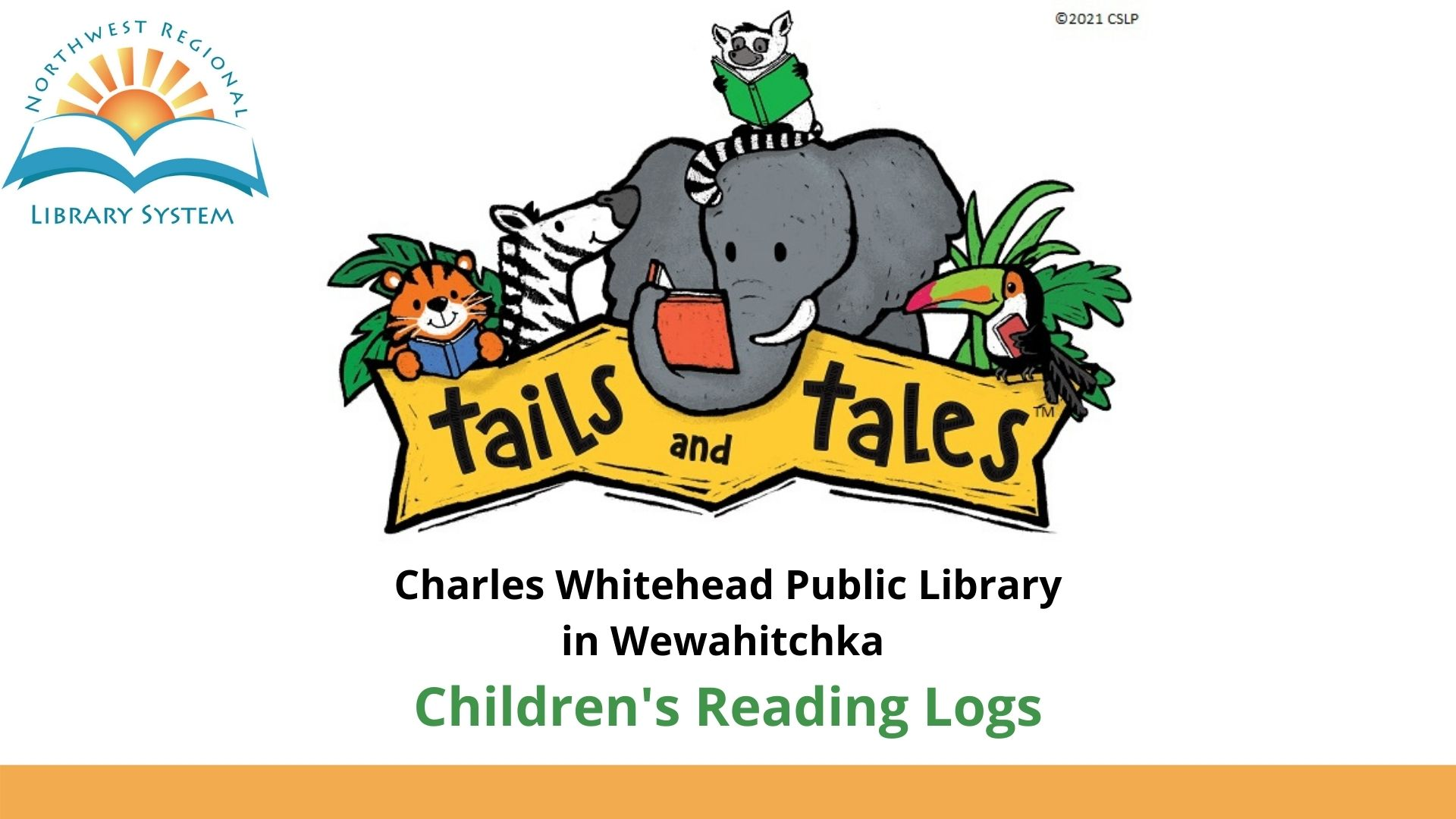 Children's Reading Logs