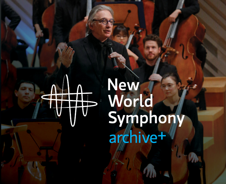 NEW WORLD SYMPHONY