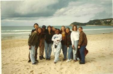 Class of 94 Dancers in Australia