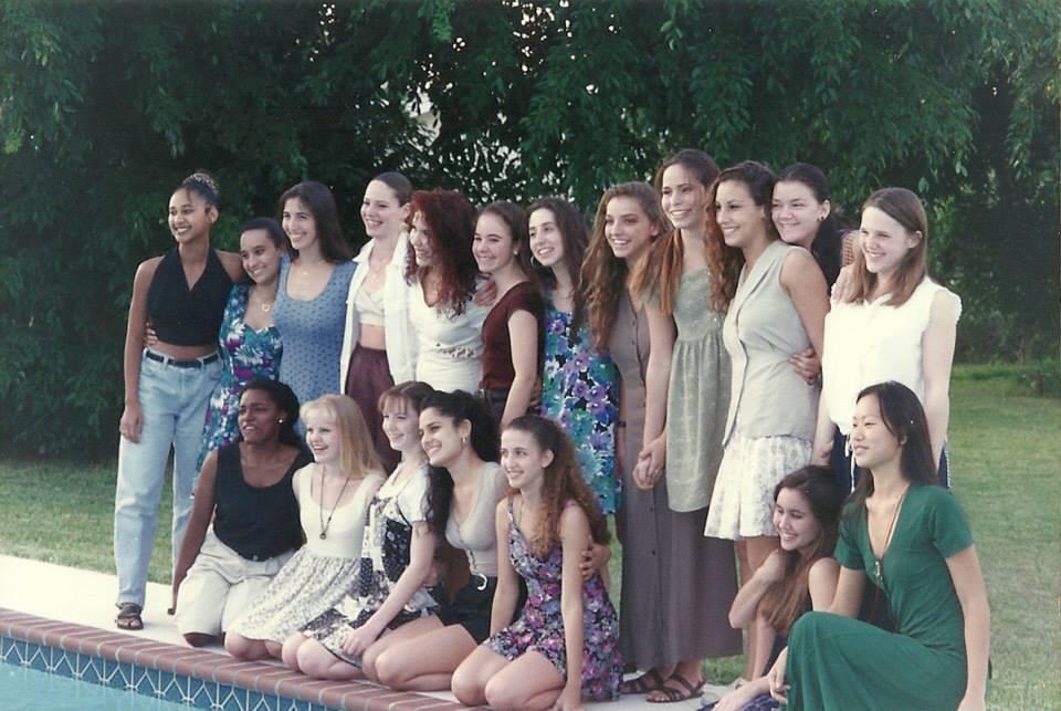 Dancers of Class of 94