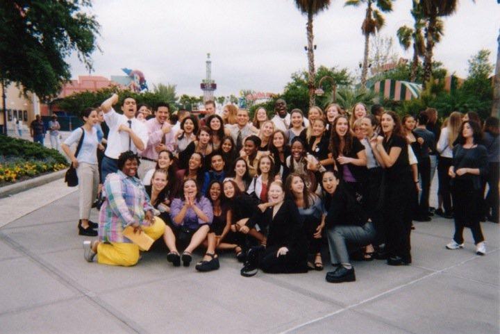 Grad Weekend 1999