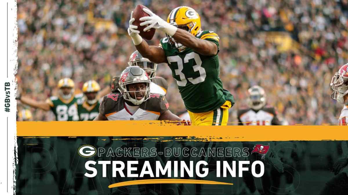 NFL Packers vs. Buccaneers Live Stream on Reddit: Week 6 NFL game on TV