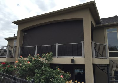 Elite FRT Exterior Solar Shade Systems