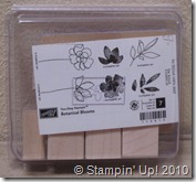 Botanical Blooms Stamp Set - Blog Candy drawing 1