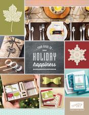 2013 Stampin Up holiday catalog