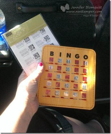 Founders Circle 2013 kanab bus bingo prizes
