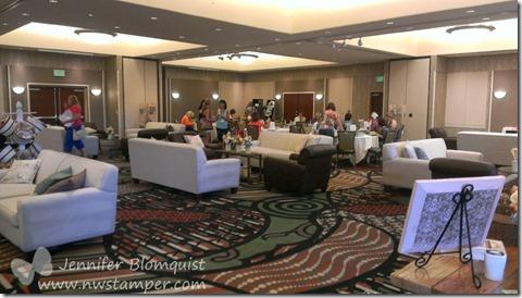 Horseshoe lounge Founders Circle 2013