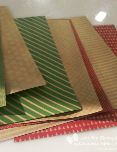 printed kraft paper for boxes