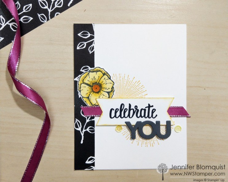 Amazing You Sale-a-bration card idea