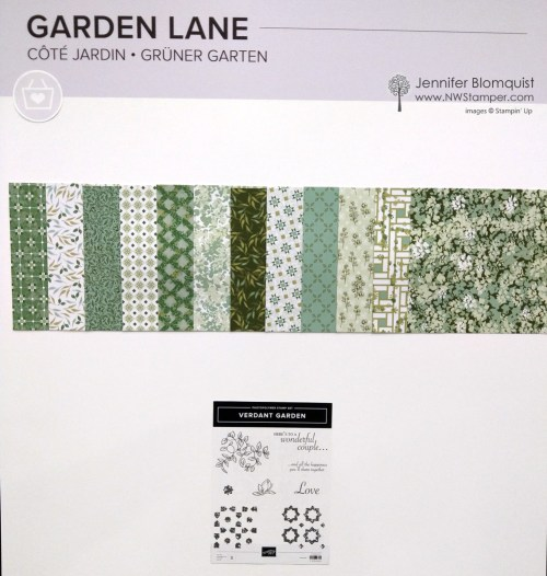Garden Lane Suite by Stampin' Up!