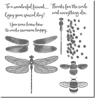 Dragonfly Dreams stamp set Stampin' Up on Nwstamper.com