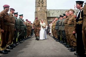 1940s Wedding Lytham