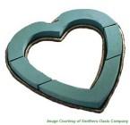 Oasis® Mache Heart