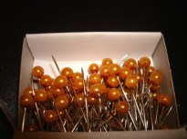 Gold Corsage Pins