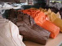Autumn Colored Pot Covers