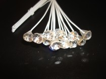 Large Crystal Rhinestone Spray