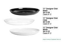 """11"""" Designer Dish"""