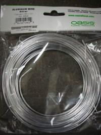 Silver Aluminum Wire