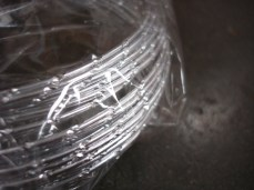 Silver Diamond Wire
