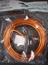 Tangerine Mega Wire