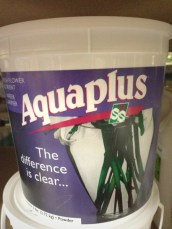 Aquaplus® Powder 6lb