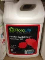Crystal Clear Gal.