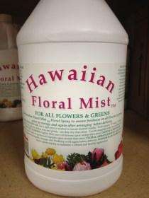 Floral Mist Gal.