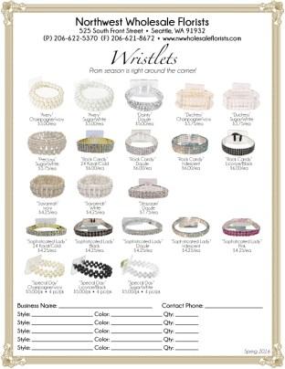 Fitz Wristlets