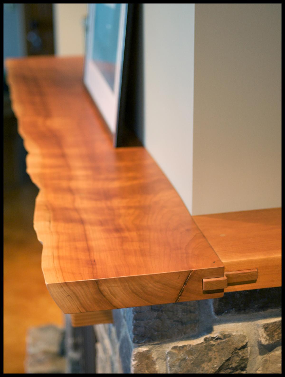 Seola Mantel Northwest Woodworkers Gallery