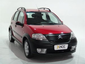 CITROEN C3 14 I XTR 8V FLEX 4P MANUAL 20082008  NX Motors
