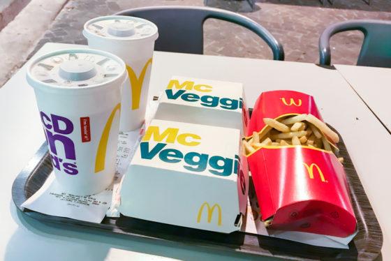 vegan mcdonalds